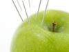 acupunctured-apple